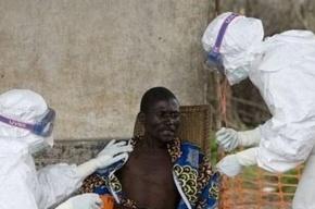 Вакцину против Эбола впервые испытали на людях