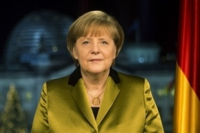 Меркель заявила о новых санкциях в финсекторе