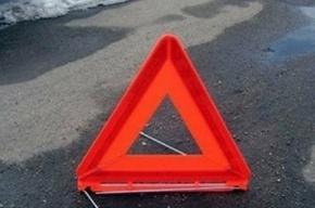 Под Петербургом в ДТП с грузовиком погибли два человека