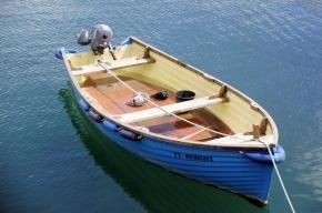 В Финском заливе спасатели ищут пропавшую лодку с тремя пассажирами