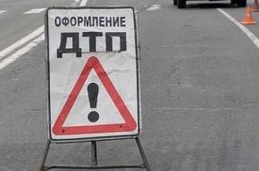 На Московском проспекте произошло ДТП с участием маршрутки