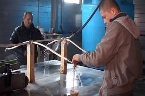 В Петербурге изъято более 10 тысяч литров контрафактного алкоголя