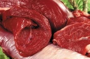 В Петербурге украли КамАЗ с 25 тоннами бразильского мяса