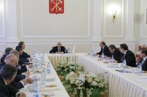 Полтавченко официально представил новых вице-губернаторов
