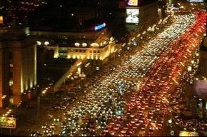 Власти столицы приняли решение сделать въезд в Москву платным