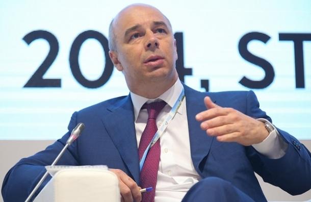Минфин оценил потери РФ от санкций и дешевеющей нефти в $140 млрд