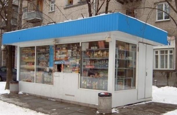 Табак и алкоголь могут вернуться в уличные ларьки