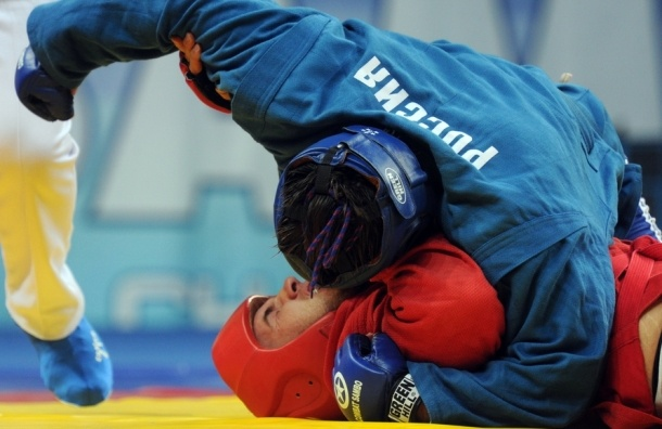 Сборная РФ выиграла командный зачет на чемпионате мира по самбо в Японии