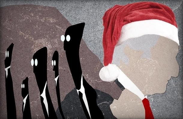 Что подарит муниципальный Дед Мороз в Петербурге