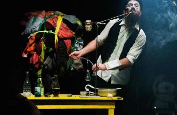 Театр АХЕ отмечает 25-летие спектаклем по «Книге мертвых»