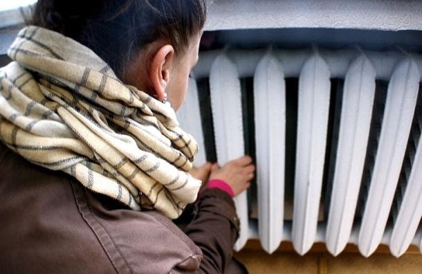 На Учительской улице замерзают 10 домов
