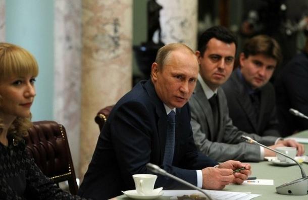 В Кремле опровергли сообщения об угрозах Путина в адрес Порошенко