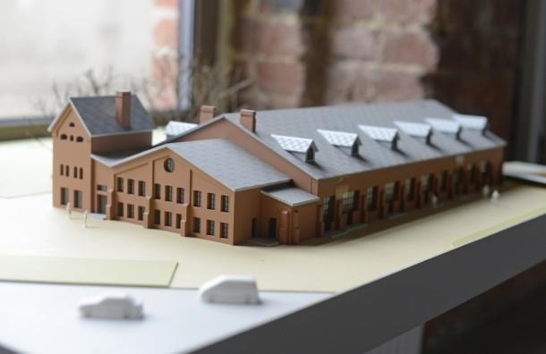 Дача Бенуа станет культурно-образовательным центром