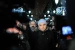 Акция в поддержку братьев Навальных на Малой Садовой (30.12.14): Фоторепортаж