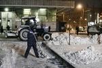 снегопад 25.12.2014: Фоторепортаж
