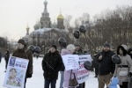 Фоторепортаж: «Митинг валютных ипотечников. Фото: Сергей Ермохин»