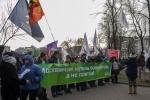 Шествие за достойную медицину-30-11-14-мск: Фоторепортаж
