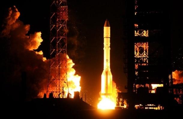 Роскосмос: «Протон-М» вывел на орбиту спутник связи