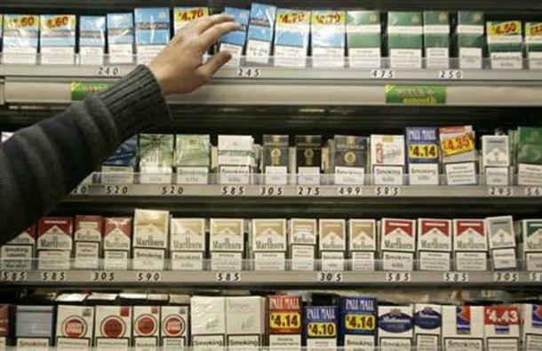Цены на сигареты вырастут с января