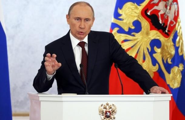 Путин: необходимо снижать неэффективные траты бюджета