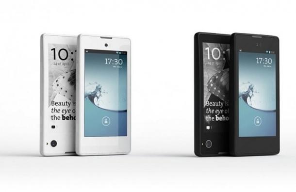 В России назвали цену YotaPhone 2
