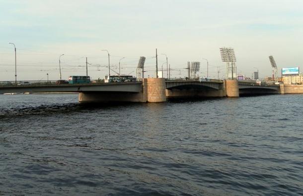 Реконструкцию Тучкова моста могут перенести на 2018 год