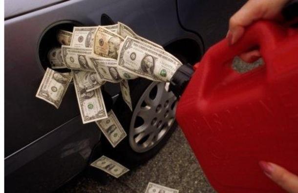 В Петербурге зафиксировано падение цен на бензин