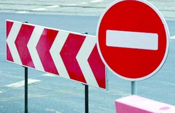 Движение по Поклонногорской улице снова закроют ночью 18 декабря