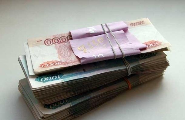 На конец года Смольный не освоил 95,8 млрд рублей