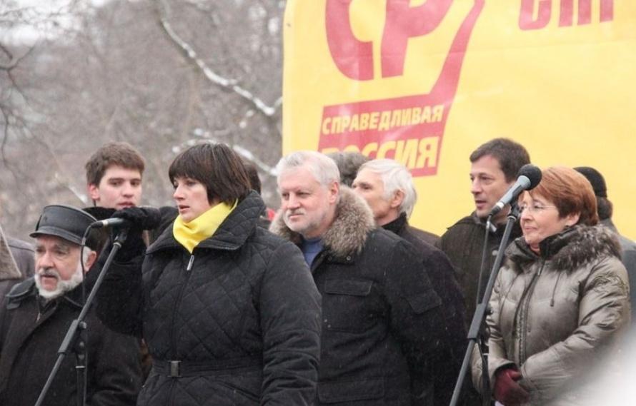 Митинг за честные выборы 25 декабря 2011 года