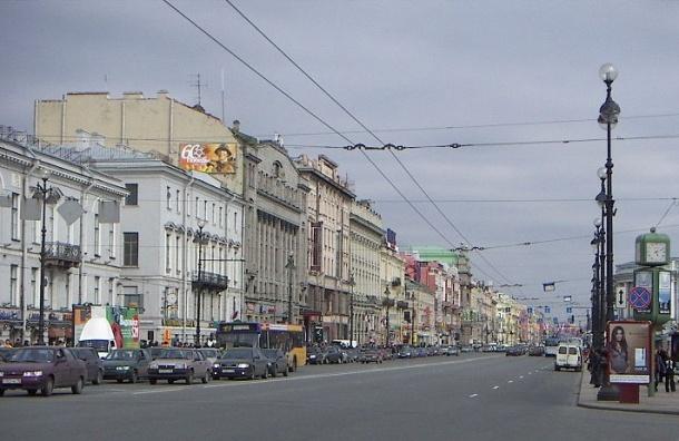В центре Петербурга ограничат движение в связи с проведением Культурного форума
