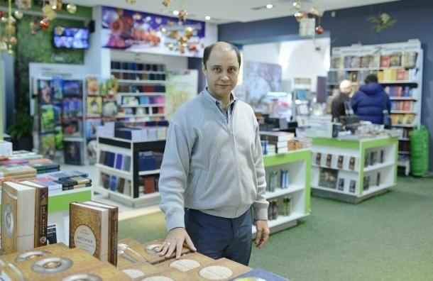Денис Котов: «Работа в книжном магазине — это как служба в армии»