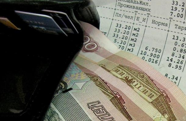 Полтавченко согласовал повышение тарифов на ЖКХ и общественный транспорт