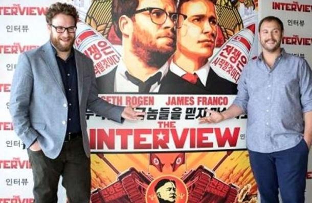 Премьера скандального фильма «Интервью» состоялась в интернете