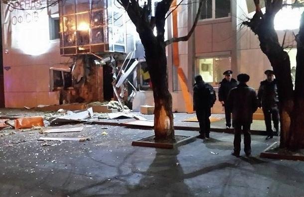 В Одессе взорвали центр помощи украинской армии