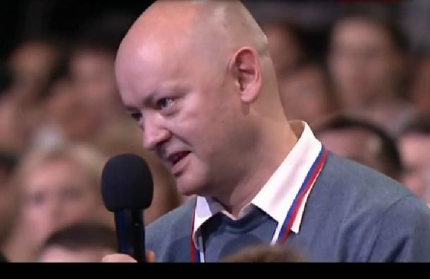 Из вопроса Путину про вятский квас сделали музыкальный клип