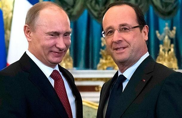Россия и Франция могут найти решение украинского кризиса