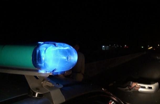 Майор полиции сбил насмерть человека и скрылся