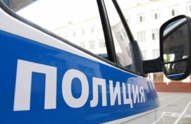 На Петергофском шоссе пьяный петербуржец напал на полицейского