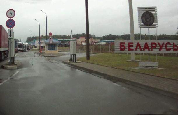 Таможенные службы Белоруссии возобновили досмотр транспорта на границе с РФ