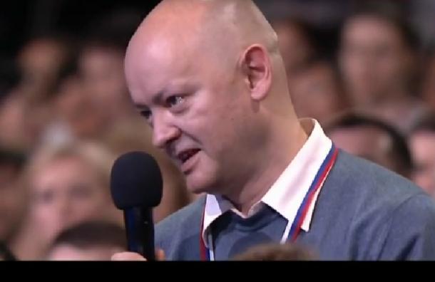 Кировский журналист, спросивший про квас, не был пьян