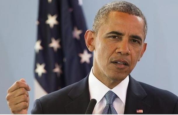 Обама приглашен в Москву на празднование Дня Победы
