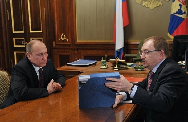 Владимир Путин продлил полномочия ректора СПбГУ Николая Кропачева еще на пять лет