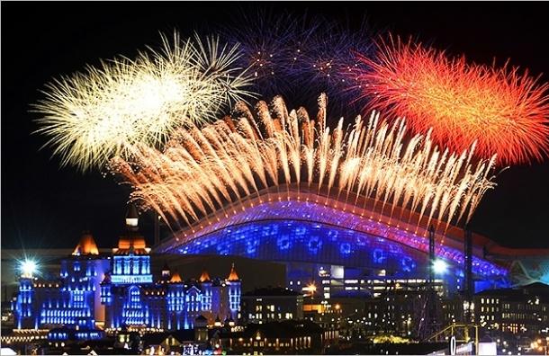 Путин: «Мы довольны Олимпиадой»