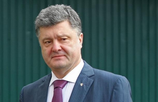 Петр Порошенко призывает прекратить огонь на Донбассе к 9 декабря