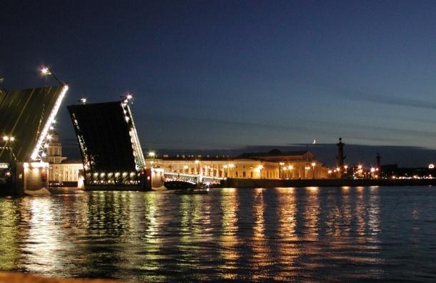 В Петербурге не досчитались иностранных туристов