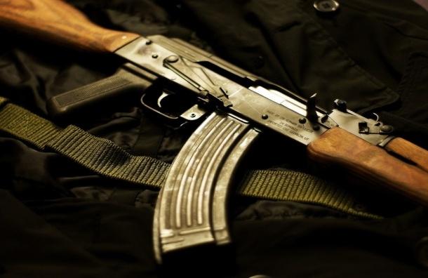 В квартире на Московском проспекте найден арсенал с оружием