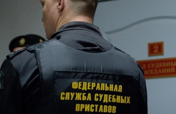 Приставы арестовали офисное здание за долги компании