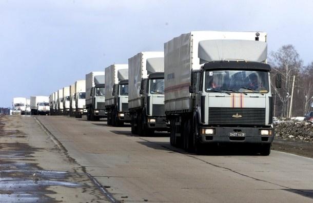 Десятый гуманитарный конвой отправится 18 декабря