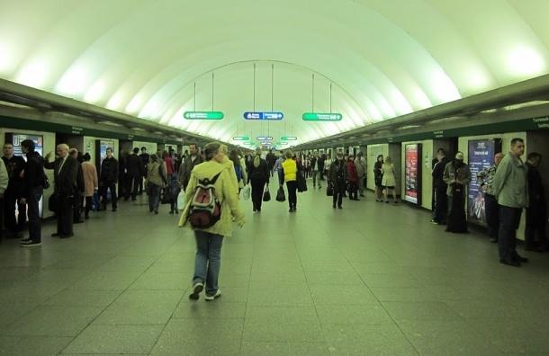 В петербургском метро пропал капитан военной полиции